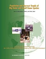 Population and Harvest Trends of Big Game and Small Game Species