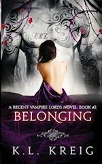 Belonging af K. L. Kreig
