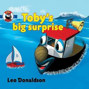 Bog, paperback Toby's Big Surprise af Leo Donaldson