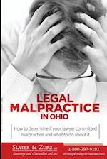 Legal Malpractice in Ohio