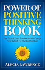 Power of Positive Thinking Book af Alecia Lawrence