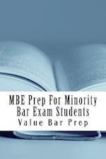 MBE Prep for Minority Bar Exam Students