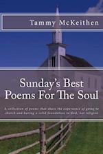 Sunday's Best Poems for the Soul