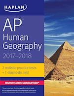 Kaplan AP Human Geography 2017-2018 (Kaplan Ap Human Geography)