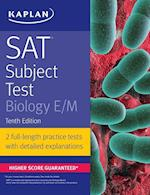 Kaplan SAT Subject Test Biology E/M (KAPLAN SAT SUBJECT TEST. BIOLOGY E/M)