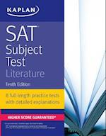 Sat Subject Test Literature (Kaplan SAT Subject Test. Literature)