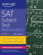 Sat Subject Test Mathematics Level 1 (Kaplan Sat Subject Test Mathematics Level 1)