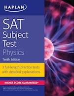 Sat Subject Test Physics (Kaplan SAT Subject Test. Physics)