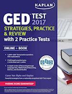 Kaplan GED Test 2017 + Online Website (KAPLAN GED)
