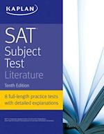 SAT Subject Test Literature (Kaplan Test Prep)