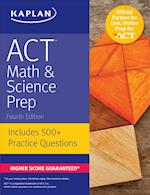 ACT Math & Science Prep af Kaplan Test Prep