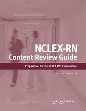 Bog, paperback NCLEX-RN Content Review Guide af Kaplan Nursing