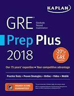 Kaplan GRE Prep Plus 2018 (Kaplan GRE EXAM Premier Live)