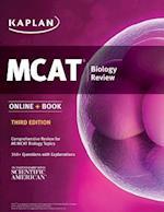 MCAT Biology Review: Online + Book