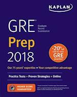 GRE Prep 2018 (KAPLAN GRE EXAM)