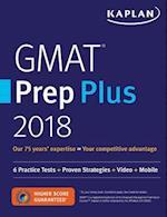 Kaplan GMAT Prep Plus 2018 (Kaplan GMAT Premier Live)
