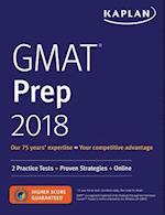 Kaplan GMAT Prep 2018 (KAPLAN GMAT)