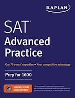 SAT Advanced Practice (Kaplan Test Prep)