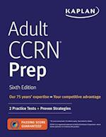 Adult CCRN Prep af Kaplan Nursing