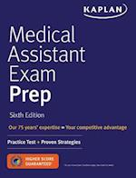 Medical Assistant Exam Prep (Kaplan Test Prep)