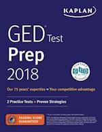 Kaplan GED Test Prep 2018 (KAPLAN GED)