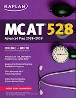 MCAT 528 Advanced Prep 2018-2019 (Kaplan Test Prep)
