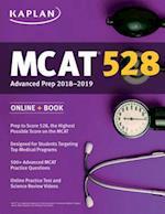 MCAT 528 Advanced Prep 2018-2019 (Kaplan Test Prep)