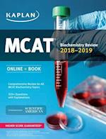 MCAT Biochemistry Review 2018-2019 (Kaplan Mcat Biochemistry Review)