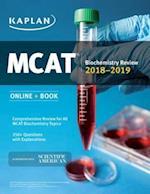 MCAT Biochemistry Review 2018-2019 (Kaplan Test Prep)