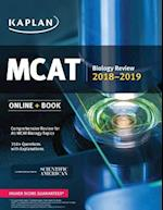 MCAT Biology Review 2018-2019 (Kaplan Test Prep)