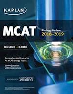 MCAT Biology Review 2018-2019 (Kaplan Test Prep)