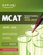 MCAT General Chemistry Review 2018-2019 (Kaplan MCAT General Chemistry Review)
