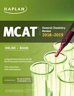 MCAT General Chemistry Review 2018-2019 (Kaplan Test Prep)