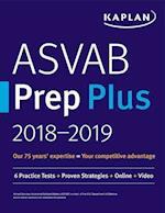 ASVAB Prep Plus 2018-2019 (Kaplan Test Prep)