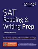 Kaplan SAT Reading & Writing Prep (Kaplan Test Prep)