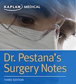 Dr. Pestana's Surgery Notes (Kaplan Test Prep)