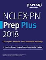 NCLEX-PN Prep Plus 2018: 2 Practice Tests + Proven Strategies + Online + Video