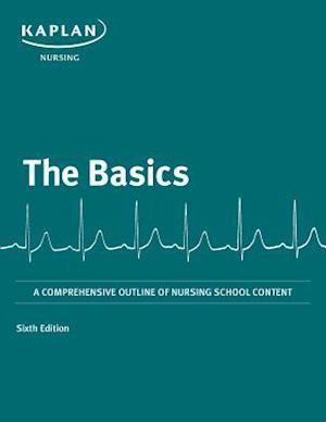 Bog, paperback Kaplan Basics af Kaplan Nursing