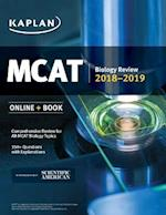 MCAT Biology Review 2018-2019