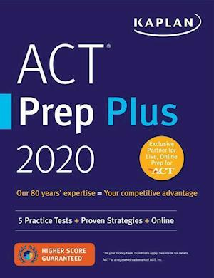 ACT Prep Plus 2020