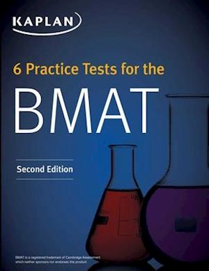 6 Practice Tests for the BMAT