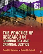 The Practice of Research in Criminology and Criminal Justice af Ronet D. Bachman