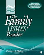 The Family Issues Reader