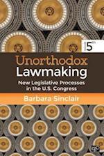 Unorthodox Lawmaking