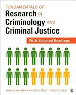 Fundamentals of Research in Criminology and Criminal Justice af Ronet D. Bachman