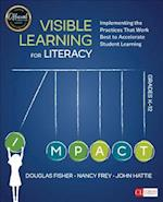 Visible Learning for Literacy, Grades K-12 af Douglas B. Fisher