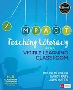 Teaching Literacy in the Visible Learning Classroom Grades K-5 (Corwin Literacy)