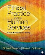 Ethical Practice in the Human Services