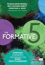 The Formative 5 (Corwin Mathematics)