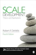 Scale Development (Applied Social Research Methods, nr. 26)